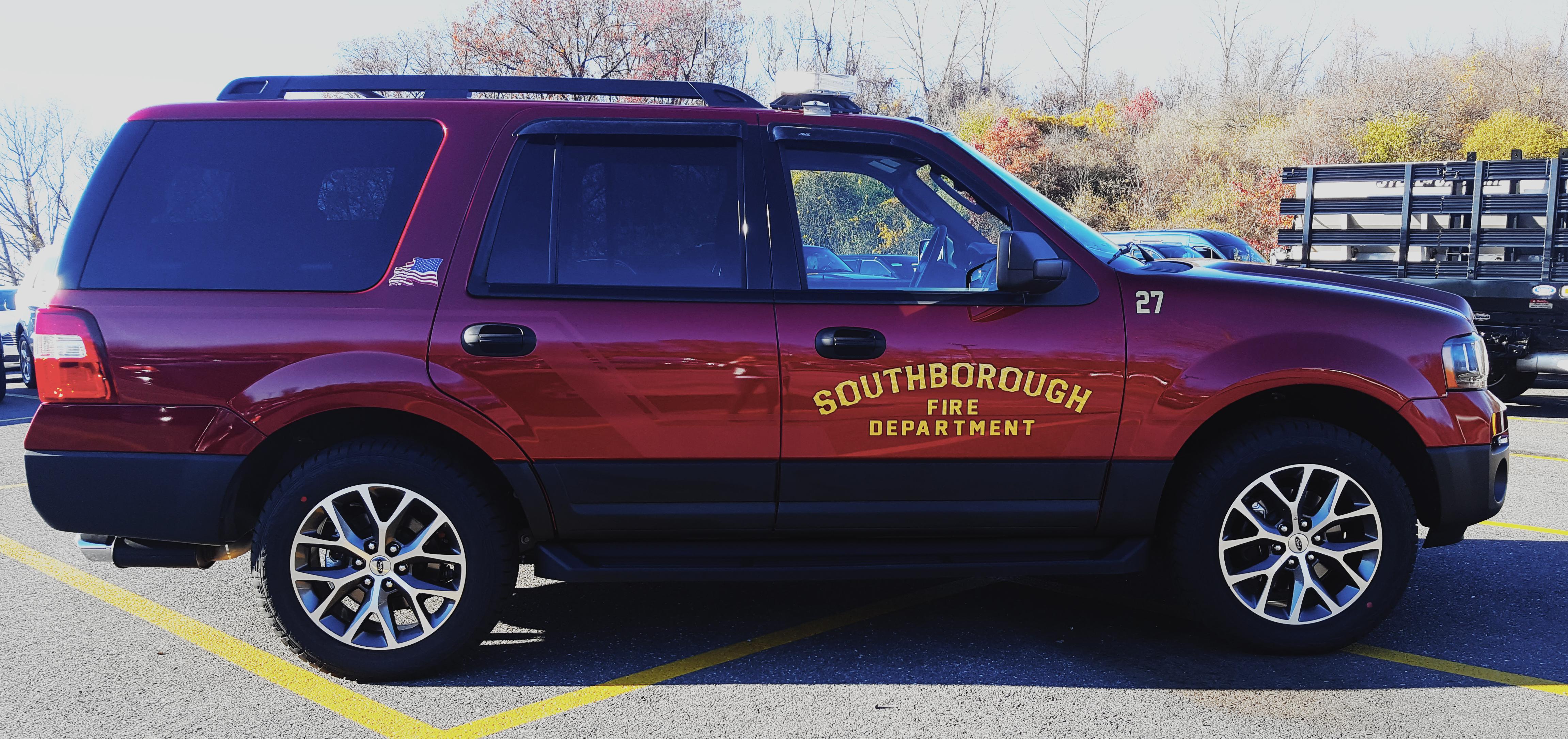 Southborough Fire