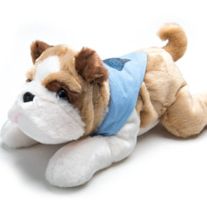 MSP Stuffed Dog