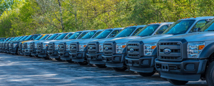 MHQ Vehicle Inventory