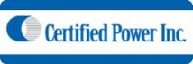 certified power