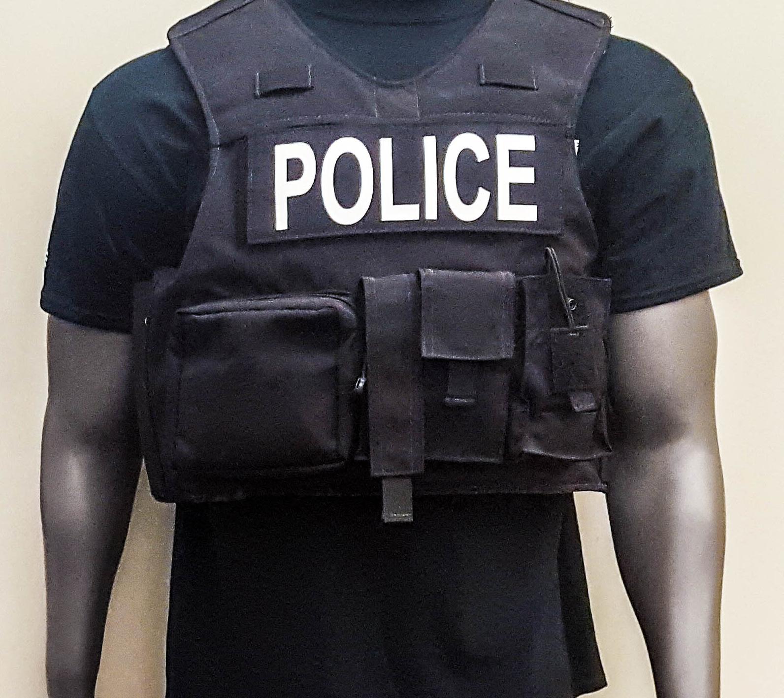 Body Armor & Duty Gear