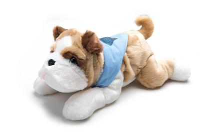 MSP Plush Bulldog