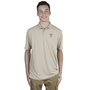 Mens UA Polo Tan