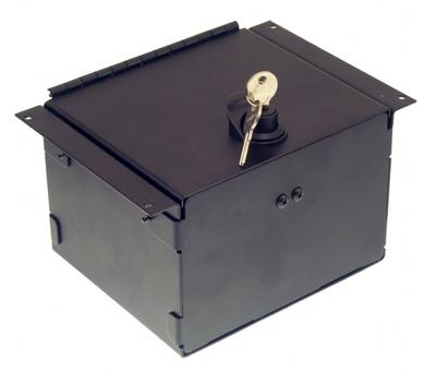 Havis Console Accessory Pocket w/ Locking Lid