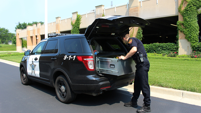 OPS Single Drawer - Ford Interceptor Utility