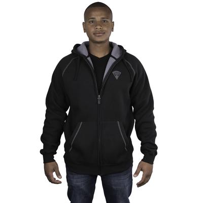 Men's Charles River Hooded Sweatshirt